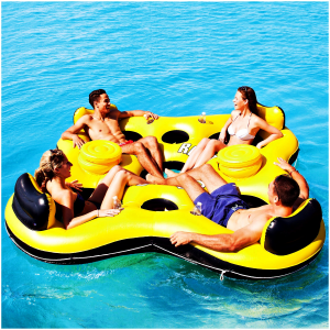 Bestway 4-seater Floating Island