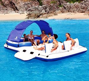 Bestway 6-seater Floating Island