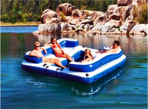 Intex Oasis Island Lounge