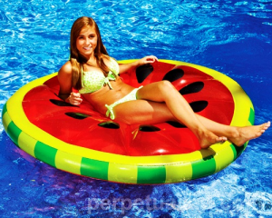 Swimline Watermelon Raft